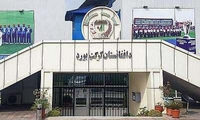 Afghan board sacks Shinwari, appoints Khan as new CEO