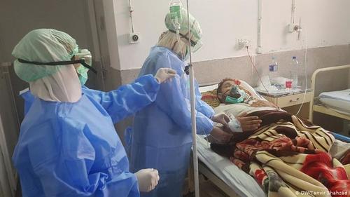 پاکستان میں کورونا سےمزید 58 افراد چل بسے، 2,357 نئے کیسز رپورٹ