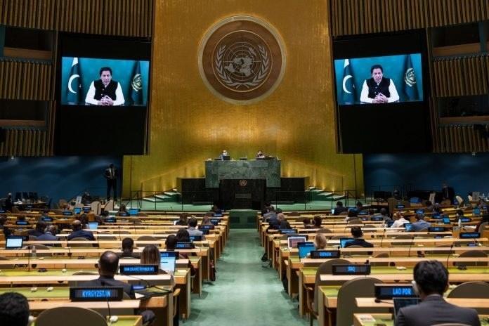 World community should strengthen Taliban govt: PM Imran