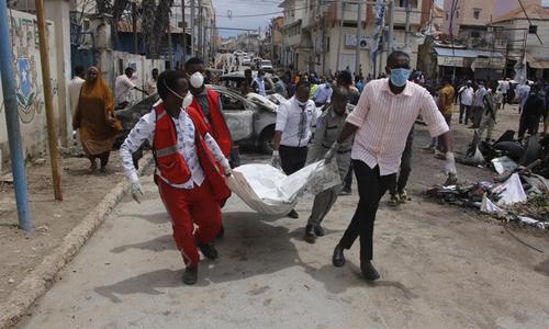 صومالیہ: کار بم دھماکے میں 8 افراد جاں بحق