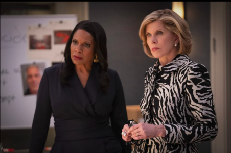The Good Fight: exhilarating entertainment and a grim warning of what the US could become