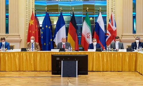ایران کوکشیدگی سے بچنے کےلئے جوہری مذاکرات کی میزپرلوٹنا ہوگا: فرانس