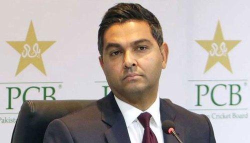 پاکستان کرکٹ بورڈ کے چیف ایگزیکٹو وسیم خان نے استعفیٰ دے دیا
