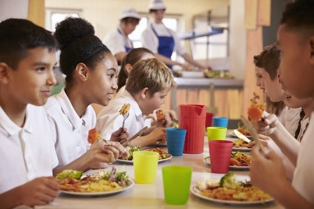 Children who eat more fruits and vegetables have better mental health