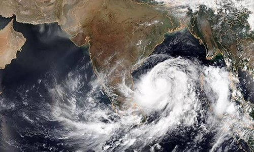 سندھ میں سمندری طوفان اور موسلا دھار بارش کے امکانات کم ہوگئے