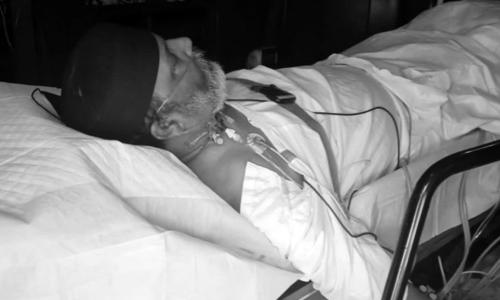 انتقال سے قبل ہسپتال میں عمر شریف کے ساتھ پیش آئے واقعات کی تفصیلات