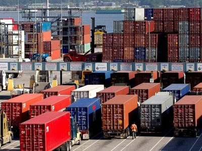 FY2021-22's first quarter trade deficit swells to 100%