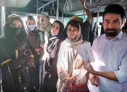 Over 100 musicians flee Afghanistan, fearing Taliban crackdown
