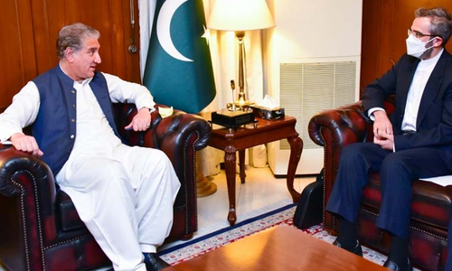 پاکستان، ایران کا دوطرفہ تعلقات کے فروغ میں اضافے کےلئے مشترکہ کوششوں پراتفاق