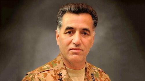 ڈی جی آئی ایس آئی لیفٹیننٹ جنرل فیض حمید کور کمانڈر پشاور تعینات
