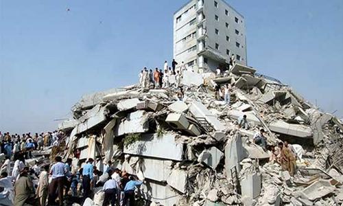 پاکستان میں 8اکتوبر 2005 کے تباہ کن زلزلے کو 16 برس مکمل ہوگئے