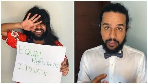 "Ali Gul Pir video of ""desi Karen"" video goes viral"