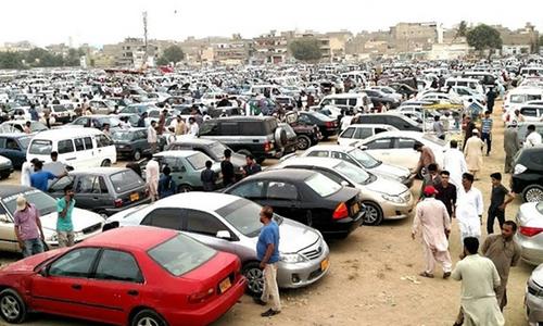 پراپرٹی ٹیکس میں اضافہ، کار ڈیلرز کا احتجاج کا اعلان