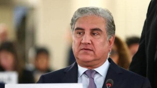 Kashmir has become a global issue rather a regional one, says FM Qureshi