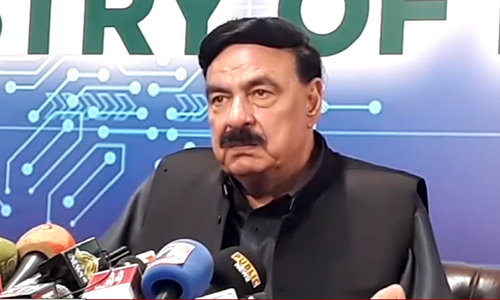 پی ڈی ایم فیصلہ کرنے سے پہلے افغانستان اور خطے کے حالات کو مدنظر رکھے، شیخ رشید