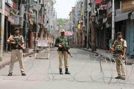 7 dead in Indian-held Kashmir violence