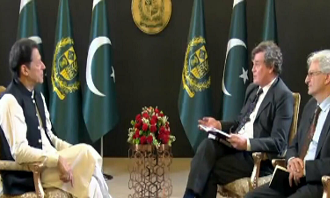 Trying to reconcile with TTP groups who are willing to talk: PM Imran