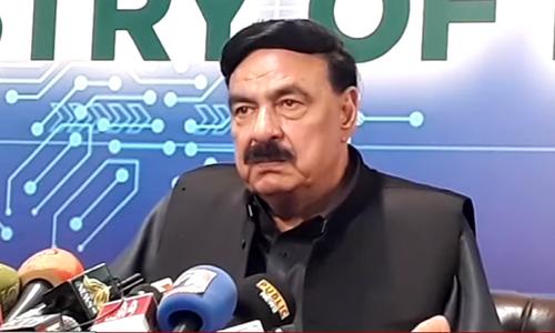FIA given the task to avoid hoarding of dollars: Sheikh Rashid
