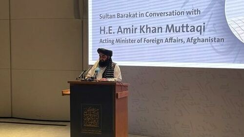 Taliban to meet EU officials on Tuesday: acting minister