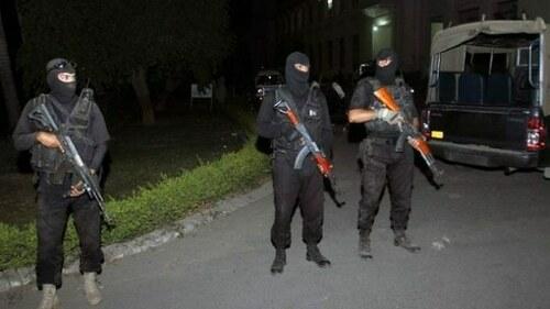 سی ٹی ڈی کی پاکپتن میں کارروائی، 3 دہشت گرد ہلاک