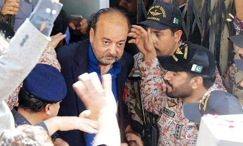 اسپیکر سندھ اسمبلی آغا سراج درانی کی درخواست ضمانت مسترد