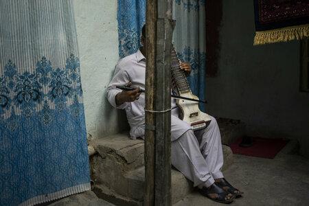 The global music community must help Afghan musicians resist a Taliban music ban