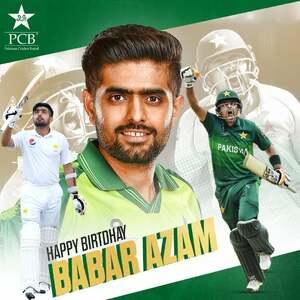 Social media users wish Babar Azam on his birthday