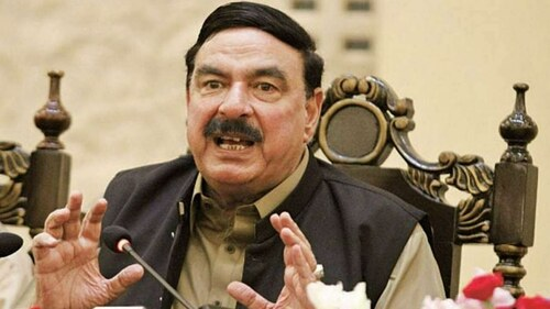 Imran Khan will complete his constitutional term, claims Rashid