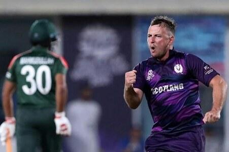 Greaves stars as Scotland stun Bangladesh in T20 World Cup
