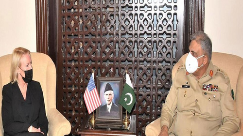 Pakistan desires to maintain tradition of bilateral engagement with US: COAS