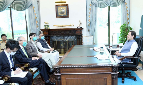 پاکستان جاپان کے ساتھ اپنے تعلقات کو انتہائی اہمیت دیتا ہے: وزیراعظم عمران خان