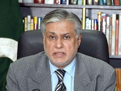"""TV channel apologizes to Ishaq Dar for airing """"fabricated content"""""""