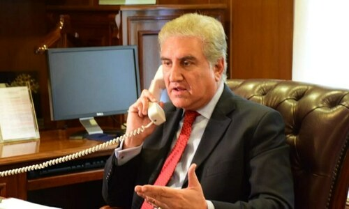 Close coordination essential to help Afghanistan on path to peace, stability: Qureshi