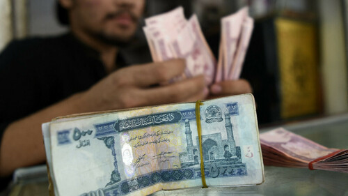 UN launches cash plan to prop up Afghan economy