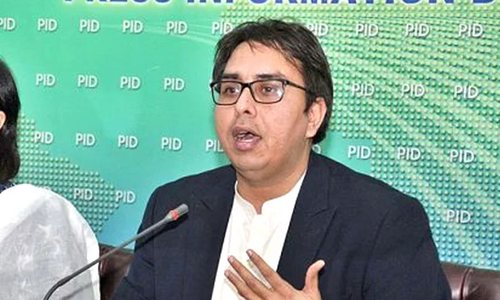 PM advisor Shahbaz Gill targets Asma Shirazi in press conference