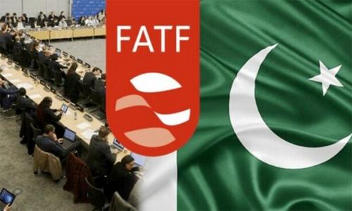 فیٹف کا پاکستان کو گرے لسٹ میں برقرار رکھنے کا فیصلہ