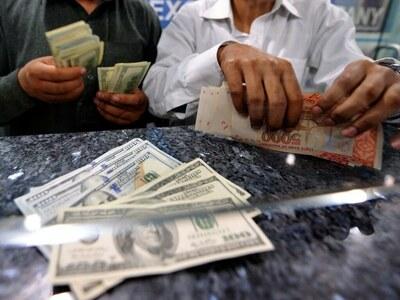 انٹربینک: ڈالر کی قیمت میں 2 روپے 26 پیسے کمی