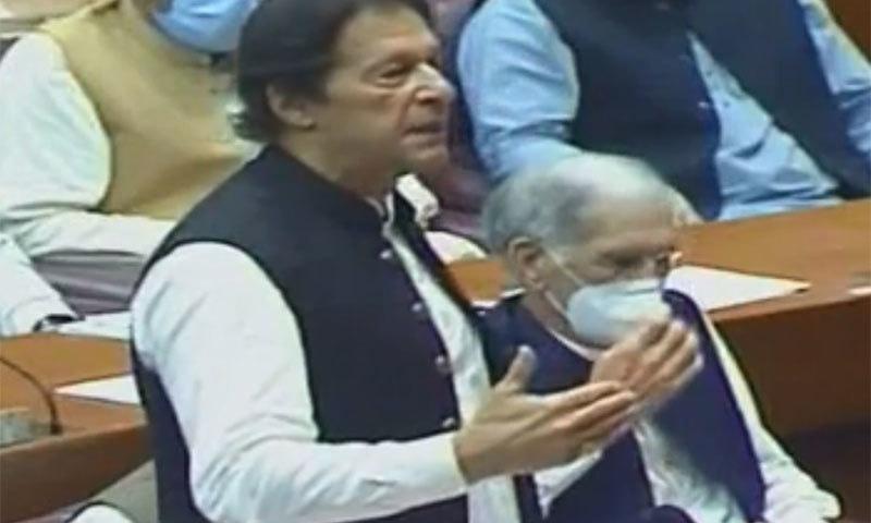 وزیر اعطم عمران خان