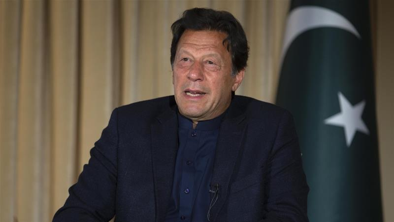 وزیر اعظم پاکستان عمران خان- فائل فوٹو