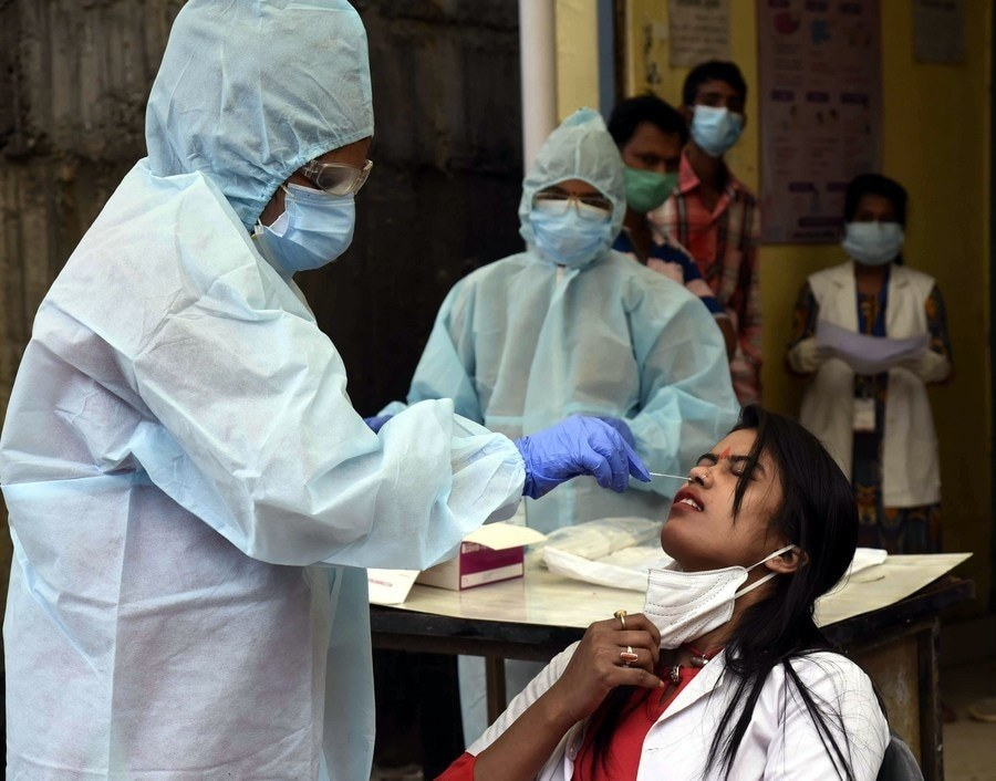 India overtakes Brazil to take second place in total coronavirus case tally