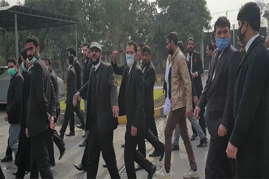 IHC attack case: Four more lawyers sent to jail