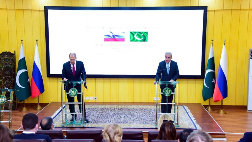 Russia vows to promote bilateral ties with Pakistan in diverse fields