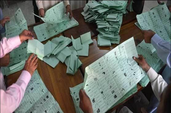 NA-75 bye-polls: Counting underway in Daska