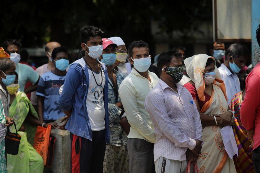 India's tally of coronavirus infections crosses 25 million