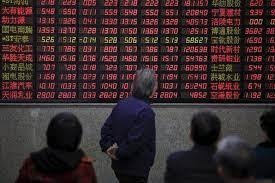 China stocks fall after inflation data; Hong Kong up