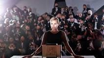 French director Julia Ducournau became only the second woman to win the top award at Cannes. Reuters