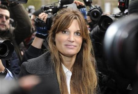 Jemima Goldsmith tweeted that she left Pakistan in 2004 due to personal attacks against her. Reuters