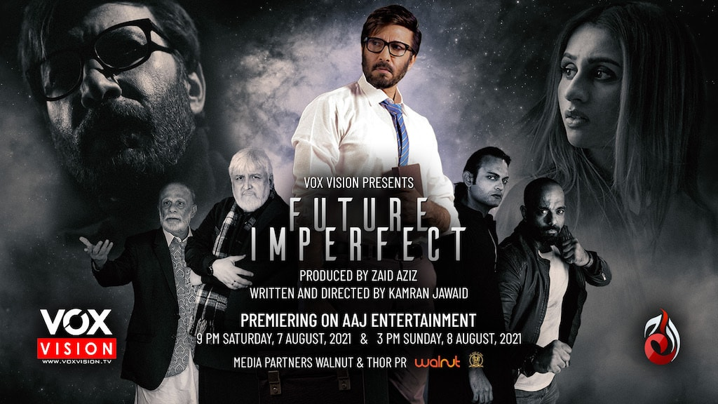 The film is billed as an action-thriller and stars Aijaz Aslam as Zahid. Future Impact Media Pack