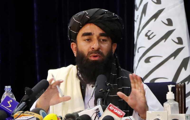 Pakistan needs to take up TTP matter, not Afghanistan: Zabihullah