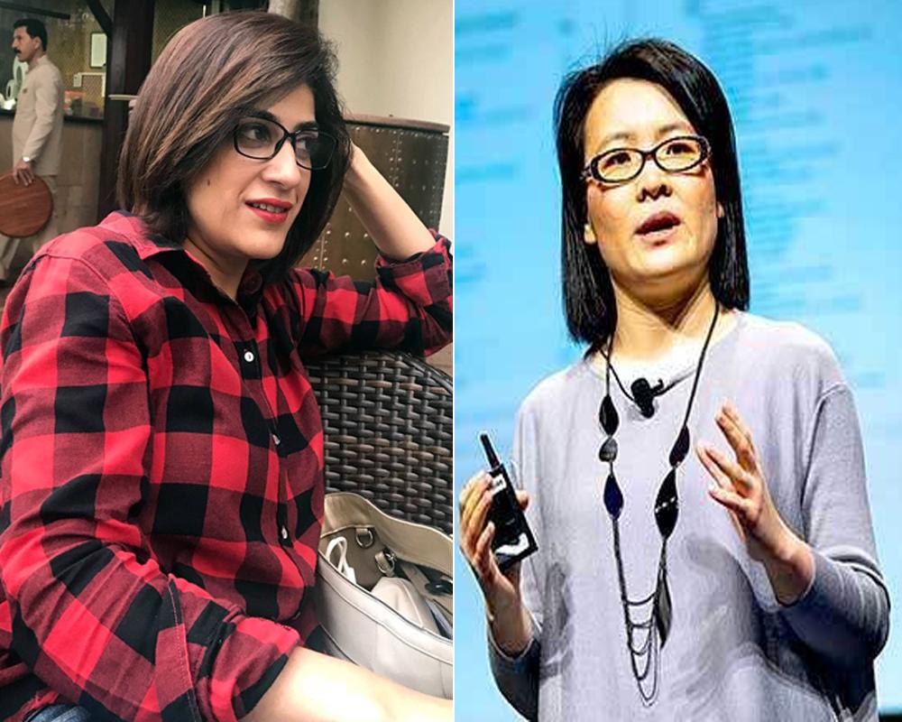 کرپشن کی تشریح کرنا ریما عمر کو مہنگا پڑ گیا